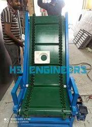 Sidewall Cleated Belt Conveyors