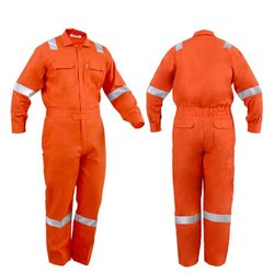 Polyester Cotton Safety Coverall