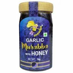 Garlic Murabba With Honey, 1kg