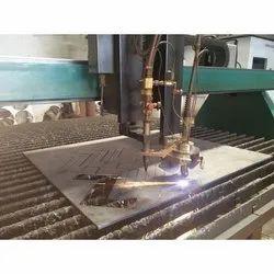 CNC Gas Cutting Service