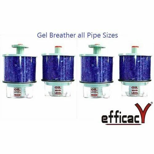Transformer silica gel breather