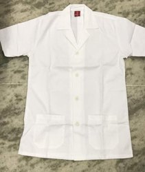White lab coat, For Laboratory