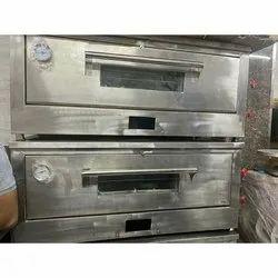 Semi Automatic Gas Pizza Oven