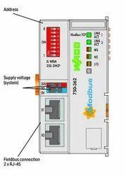 Fieldbus Coupler Modbus TCP - 750-362
