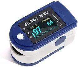Pulse Oximeter Fingertip, Large OLED Display Pulse Oximeter Finger