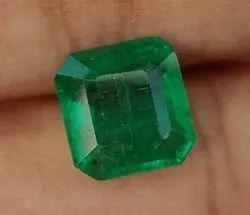 Natural Emerald 3.16 Ct IGI Certified
