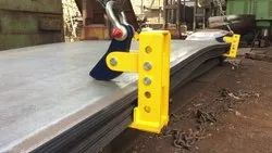Multi layered steel  plate Lifting clamp
