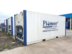 Refrigerated container on rent 1