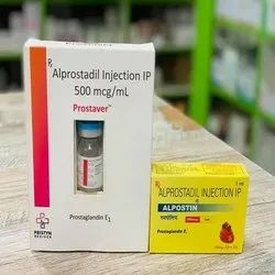 Alpostin 500 MCG Injection