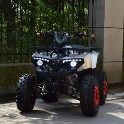 125CC White Neo Plus ATV Quad Bike