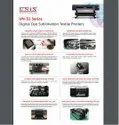 UN-5194- 4 Head Digital Dye Sublimation Printing Machine