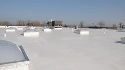PVC Membrane Roof Waterproofing Services