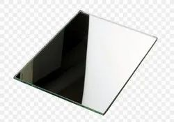 Polished Glass Mirrors, For Home, Size: 12 Inch