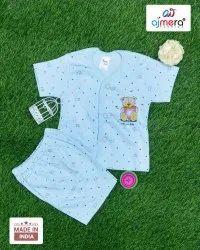 Kids Cotton Newborn Baby Dress Set