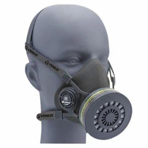 Chemical Half Face Mask, Ammonia