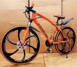 Jaguar Frame Orange MTB Cycle