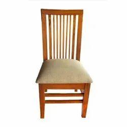 Brown Geeken Wooden Dining Chair