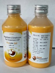 Magaldrate & Simethicone Suspension (Sugar Free,Mango Flavour)