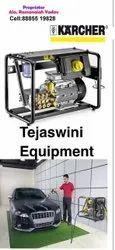 high pressure truck washer machine