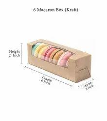6马卡盒(牛皮纸)