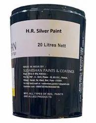 HR Silver Paint