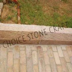 Choice Box Rectangular Kerb Stone Paver Block, Thickness: 12.8 Mm