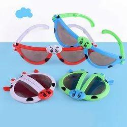 Froggy Square Aviator Sunglasses For Kids