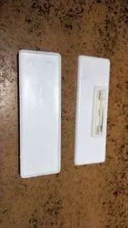 Name Card Holder with Back Side Pin