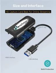 Benchmark Capture Card For Online Class
