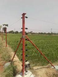 Solar Safety Fencing