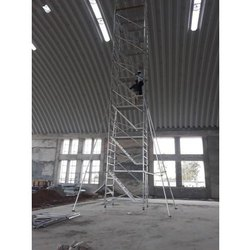 60 Ft Aluminum Scaffolding Tower