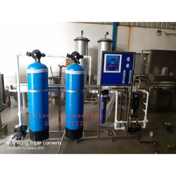 5000 LPH Water Purification Plant