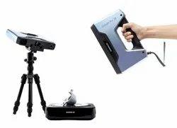 3D Scanning & Modeling