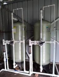 Iron Removal Filter System