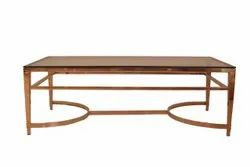 Brown Designer Center Table