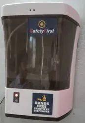 SafetyFirst Automatic Sanitizer Dispenser 5 Litres