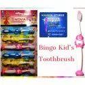 Soft Plastic Enova Bingo Kid Toothbrush, Packaging Size: 12 Per Sheet