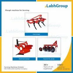 Plough Machine For Farming
