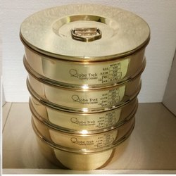 Laboratory High Quality Brass Frame Sieves