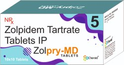 Zolpry-5 Mg Tablets