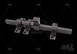 Baathroom Fittings 200mm Flat Latch, Locking/ Non-Locking: Locking, Size: 8 Inch