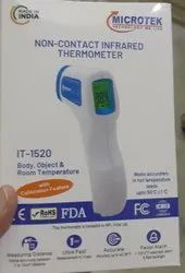 Microtek Infrared Thermometer Contactless