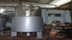 Jacketed Tank SS304-SS316