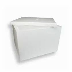Normal EPS White Thermocol Moulded Box, For Packaging