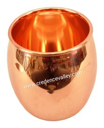 Copper Barrel Tumbler