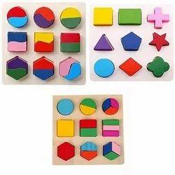 diffrent shape puzzle