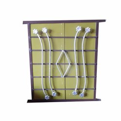 Residential Iron Window Grill