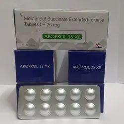 Metoprolol Sccinate 25mg XR Tablet