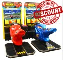 Man X TT Twin Bike Racing Arcade Game Machine - 32