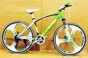 BMW Sleek Design Green MTB Cycle